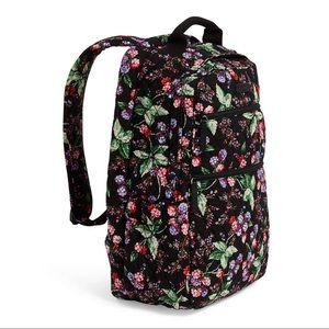 Vera Bradley backpack Winter Berry